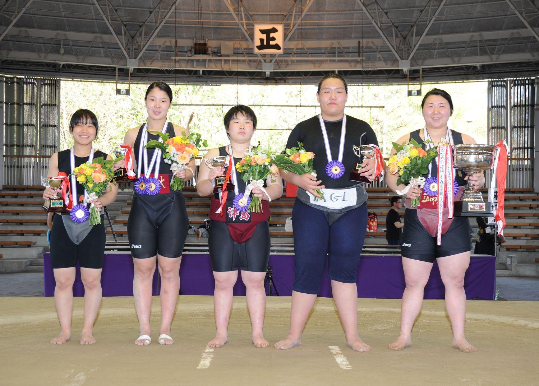 全日本女子相撲選手権大会   日本女子相撲連盟