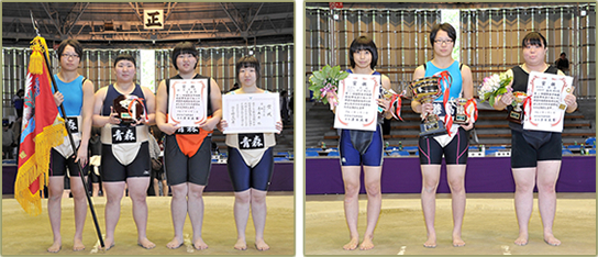 全日本小学生女子相撲大会   日本女子相撲連盟